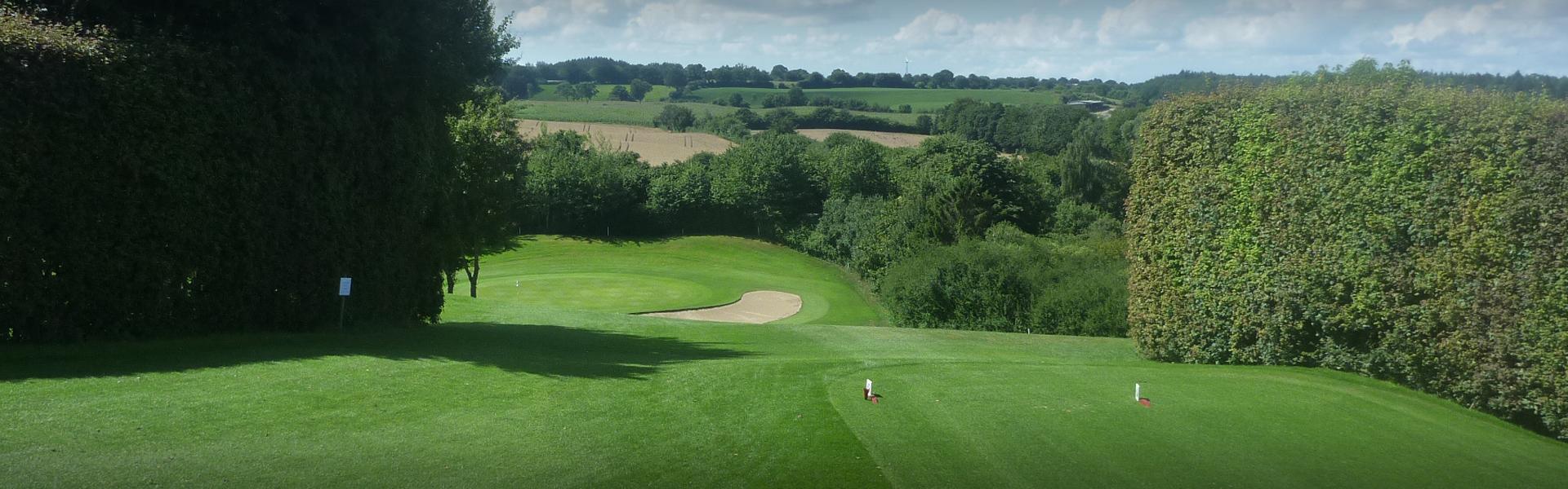 Unsere Golfplatzplanung Förde Golf Club Glücksburg ...