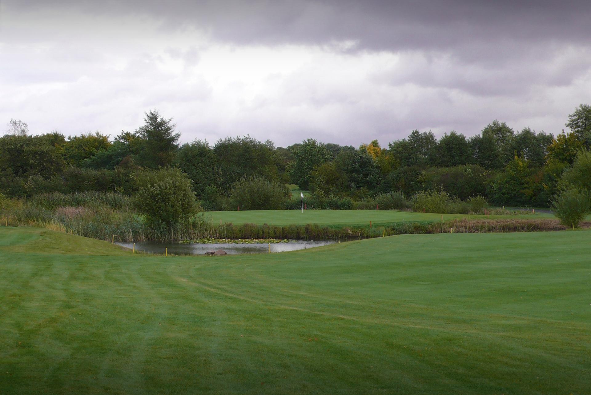 Unsere Golfplatzplanung Golf-Club Jersbek - Golfdesign ...