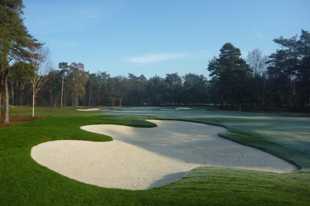 Our golf course planning Rosendaelsche Golfclub at Arnhem ...
